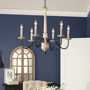 Elegant Classical Chandelier Vintage Creative Pendant Light Living Room Dining Room Lamp QM9911