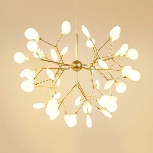 Firefly Pendant Light Contemporary LED Chandelier Tree Branch Shape Living Room Bedroom Study Light
