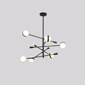 Modern Pendant Light Magic Bean Chandelier Light Simple Lighting Bedroom Living Room Lamp QM1837