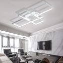 Modern Rectangles LED Ceiling Light Fashional Square Ceiling Light Bedroom Study Light
