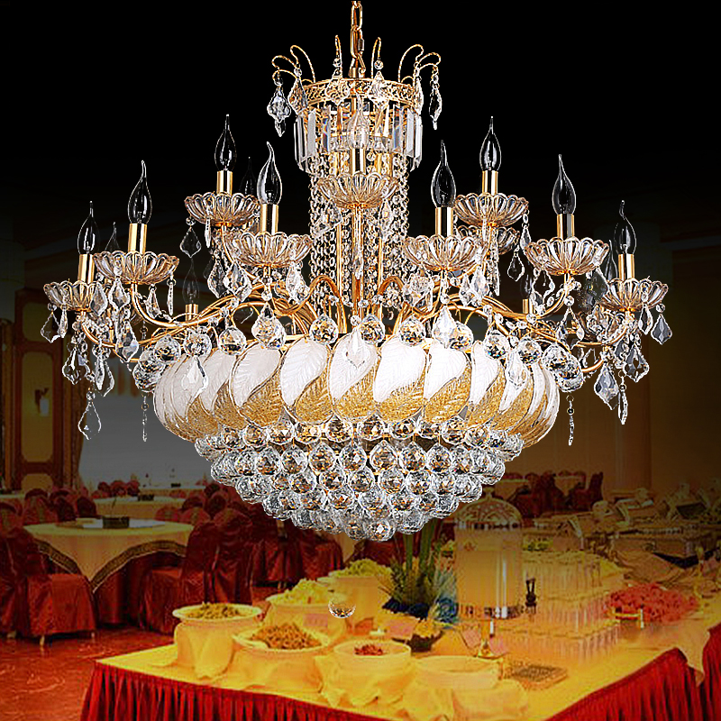 large crystal chandelier table top centerpieces for.htm large luxury crystal chandelier european gold ceiling light dining  european gold ceiling light dining
