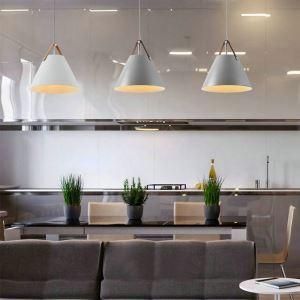 Nordic Pendant Light Artistic Design Lamp Aluminum Warmth Lighting Bar Bedroom Light QM88304