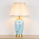 Modern Creative Table Lamp Hand Drawn Light Artistic Ceramic Lamp Living Room Bedroom Study Lamp HY050