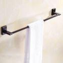 European Style Copper Towel Bar Black Towel Rack WDLY002
