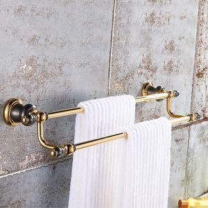 ORB Copper Towel Bar European Retro Style Towel Rack BJL5512