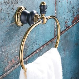 ORB Copper Towel Ring European Retro Style Rose Gold BJL5515