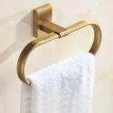 European Retro Copper Towel Ring MC1005