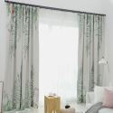 Modern Minimalist Blackout Curtain Living Room Bedroom