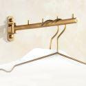 European Style Brass Clothes Rod QTLYJ002