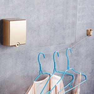 Adjustable Balcony Wire Rope Clothesline BJL5275