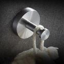Modern Simple Robe Hook Stainless Steel Bathroom Hook MTY06