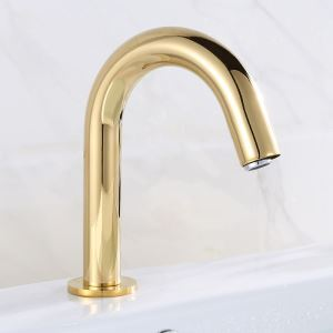 Automatic Faucet Infrared Motion Sensor Basin Tap Stainless Steel Basin Faucet
