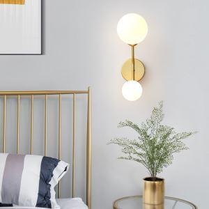 Modern LED Magic Bean Sconce Unique Wall Lamp Bedroom Living Room QM-6886B