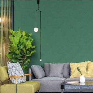 Modern LED Magic Bean Pendant Lamp Creative Magic Pendant Light Living Room Office QM-6814