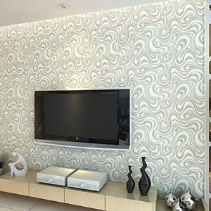 Contemporary Art Deco Non-woven Wall Paper 1301-0019