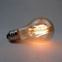 (In Stock) 10 Pcs 40W E27 Retro/Vintage Light Bulb A19 Halogen Bulbs