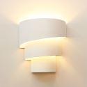 Modern Minimalist Wall Lamp Spiral Cake Sconce Light Bedside Hallway LB941099