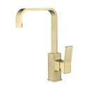 Swivel Kitchen Sink Faucet Rotatable Deck Mount Sink Tap Multicolor Available