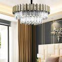 Round Ceiling Lamp Pendant Light Modern Glass Light Fixture Living Room Bedroom 2203