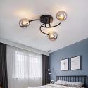 LED Magic Bean Flush Mount Ceiling Light Living Room Porch 9165