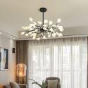 LED Branches Chandelier Nordic Style LED Pendant Light Living Room Bedroom 9168