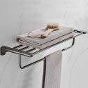 Stainless Steel Wall Mounted Bath Shelf 7600