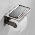 Stainless Steel Toilet Roll Holder Bathroom Paper Holder 7600