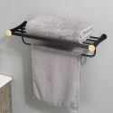 Solid Brass Wall Mounted Bath Shelf 171