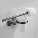 Stainless Steel Wall Mounted Toilet Brush Holder 7600