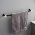 Solid Brass Wall Mounted Towel Bar Bathroom Towel Rail 171