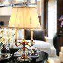 American Candle Style Table Lamp Bedroom Study Decorative Desk Lamp A20