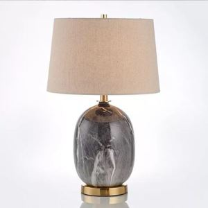 Modern Ceramic Table Lamp Bedroom Study Desk Reading Lamp A206