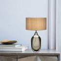 Crystal Coloured Glaze Table Lamp American Style Desk Lamp Living Room Bedroom A220