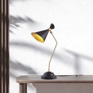 American Style Iron Table Lamp Single Light Desk Lamp Study Bedside Mini Reading Lamp A243