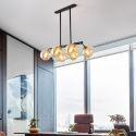 Magic Bean Pendant Light Glass Globe Lighting Living Room Dining Room 1944