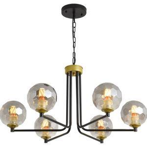 Contemporary Glass Globe Chandelier Decorative Magic Bean Pendant Light Living Room Bedroom 1943