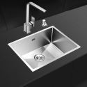 Stainless Steel Single Bowl Kitchen Sink 6045