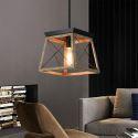 Vintage Style Single Light Pendant Light mys015