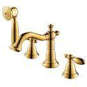 Brass Bathtub Faucet Set
