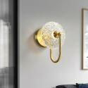 LED Wall Lamp Brass Sconce Light B1208