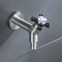 Stainless Steel Tap Washing Machine Mop Pool Cold Water Faucet