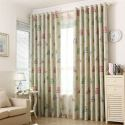 Blackout Curtain Polyester Animal Print Kids Room Curtain (One Panel)