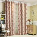 Blackout Curtain Polyester Europe Style Window Curtain (One Panel)