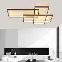 Postmodern Simple Ceiling Light Creative Rectangles Sconce Living Room Bedroom Background Lighting