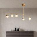 LED Pendant Light Modern Apple Chandelier Light Fixture CD1004