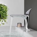 Modern Basin Mixer Tap Brass Bathroom Faucet