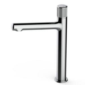 Brass Mixer Tap Bathroom Vessel Sink Faucet
