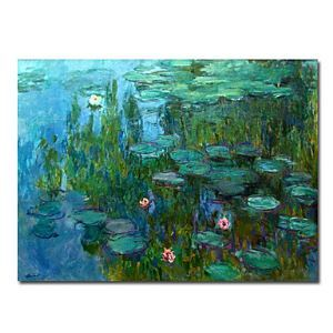 Hand-painted Oil Painting by Claude Monet without Frame