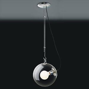 40W Soap Bubble Pendant Light in Italian Classic Design