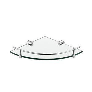 Chrome Finish Bathroom Glass Brackets